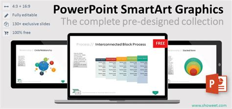 Powerpoint Smartart Graphics The Complete Collection Smartart Graphics