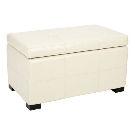 Small Storage Bench Safavieh Hud8230 Maiden Small Tufted Small Storage Bench Atg Stores
