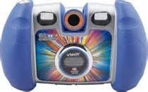 Amazon Com Vtech Kidizoom Spin Amp Smile Digital Camera