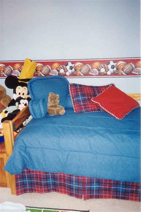 bedroom borders for boys kids rooms