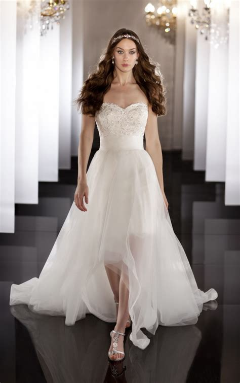 Short Wedding Dresses   DressedUpGirl.com
