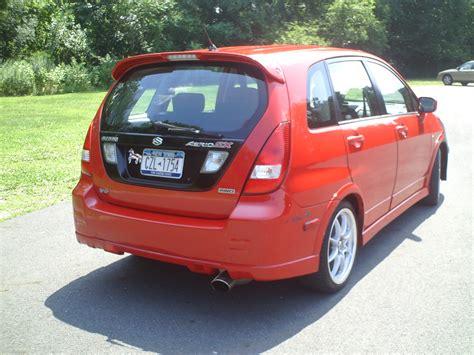 Suzuki 2003 Aerio Fiebru1 2003 Suzuki Aerio 1790888