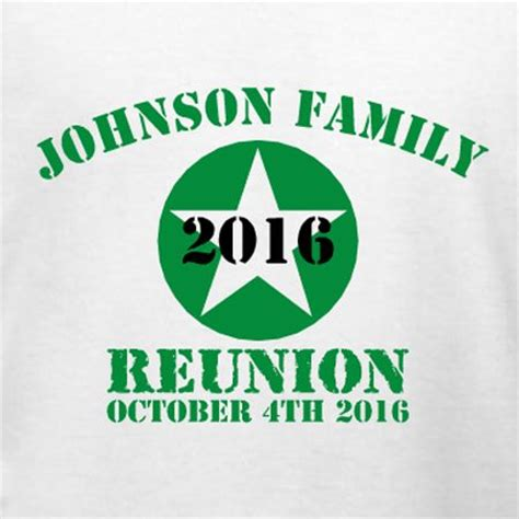 family reunion shirt templates themed family reunion t shirt template customize