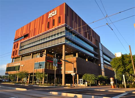 Arizona State Mba Program Tuition by Asu S Downtown Cus Offers Variety Of Degree Programs