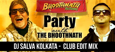 boat club tere naal nachna party with bhootnath club edit mix dj salva kolkata