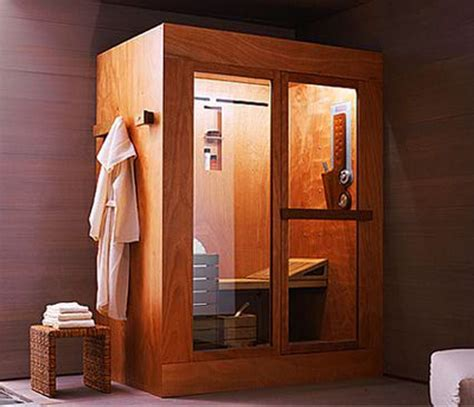 4 blissful steam shower sauna combinations