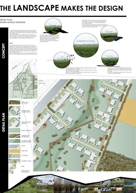 Poster Design Landscape | 1000 images about landscape architecture poster designs