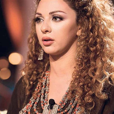 myriam fare myriam fares gorgeous hairstyles and make up nadine