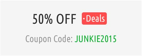 theme junkie coupon code 2015 special offer theme junkie