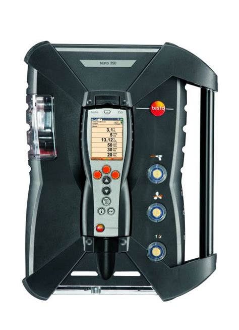 testo technologic sell industrial flue gas analyser testo 350 from indonesia