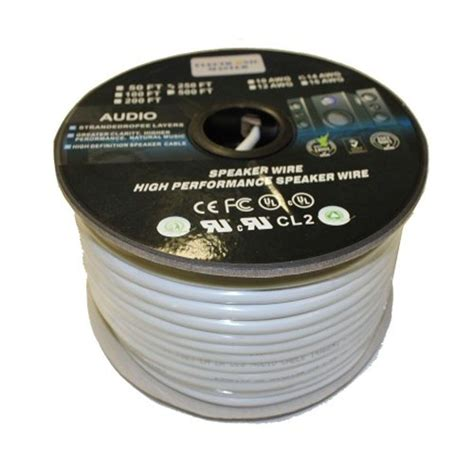 electronic master 250 ft 12 2 stranded speaker wire