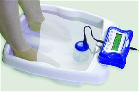 Start Foot Detox Business by Staggs Ionic Detox Foot Spa Bath Professional System