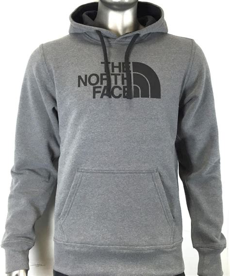 Sweater Hodie 1 New The S Half Dome Logo Fleece Pullover
