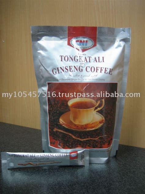 Ginseng Coffee Cni tongkat ali ginseng coffee products malaysia tongkat ali
