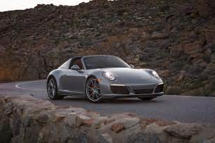 What Is A Porsche Targa 2017 Porsche 911 Targa 4s Test Review Circle