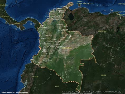 Colombia Address Lookup Satellite Maps Pictures To Pin On Pinsdaddy