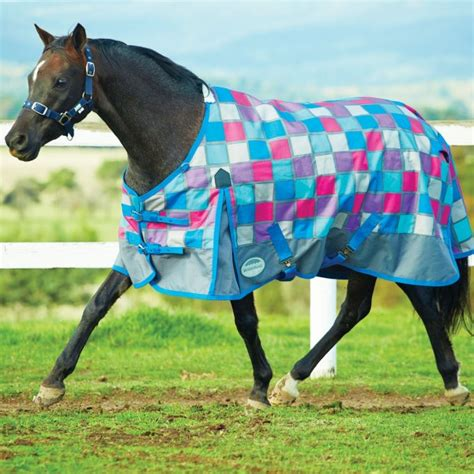 Weatherbeeta Pony Rugs by Weatherbeeta Original 1200d Pony Lite Light Weight Turnout