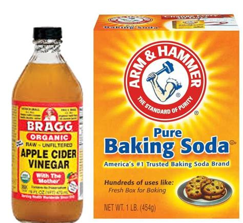 Does Baking Soda Detox Your System by Baking Soda And Apple Cider Vinegar