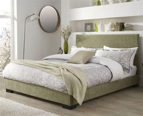 mint headboard nora mint fabric bed frame
