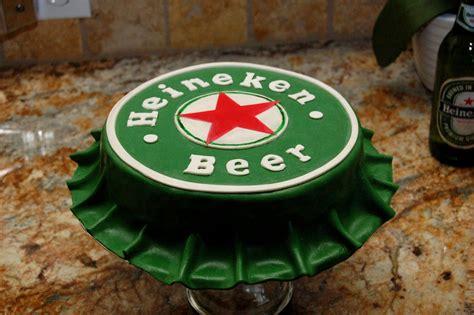 heineken beer cake cakes by tatiana heineken bottle cap cake
