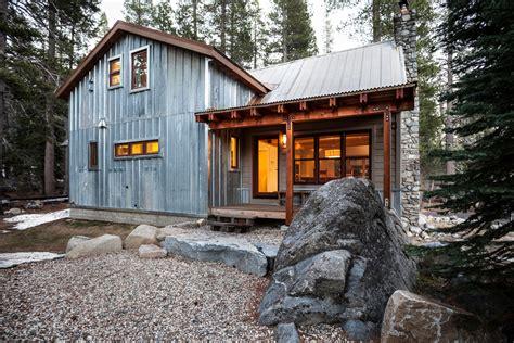 high sierra siding sierra cabin atmosphere design build