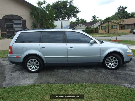 volkswagen wagon 2001 2001 volkswagen passat gls wagon cheap reliable gas saver
