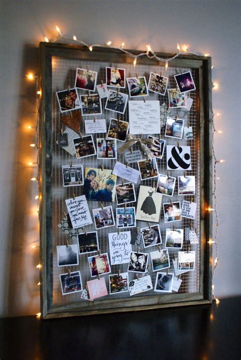 creative ways to display photos without frames diy inspiration mood board the co