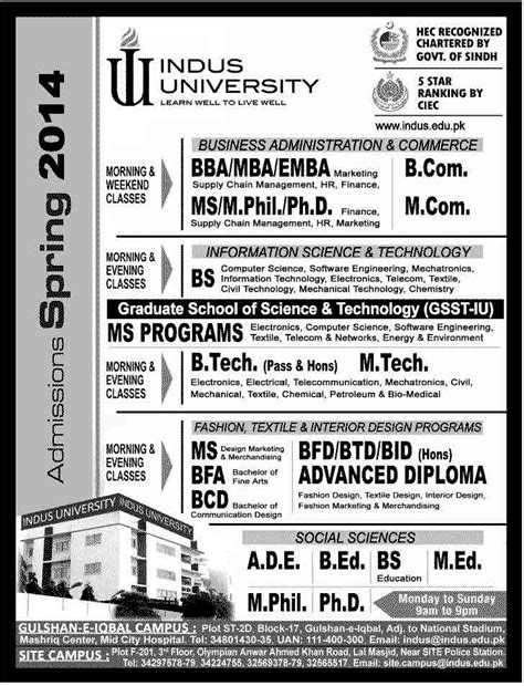 Jan Admissions Mba by Indus Admissions 2016 Bba Mba Masters