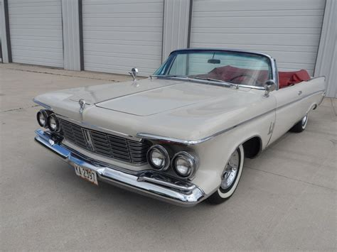 Sale Crown Warmer Home Car 1963 imperial crown convertible for sale