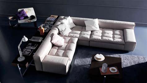 sofa italian design designer sofas leather or fabric upholstered designer sofas