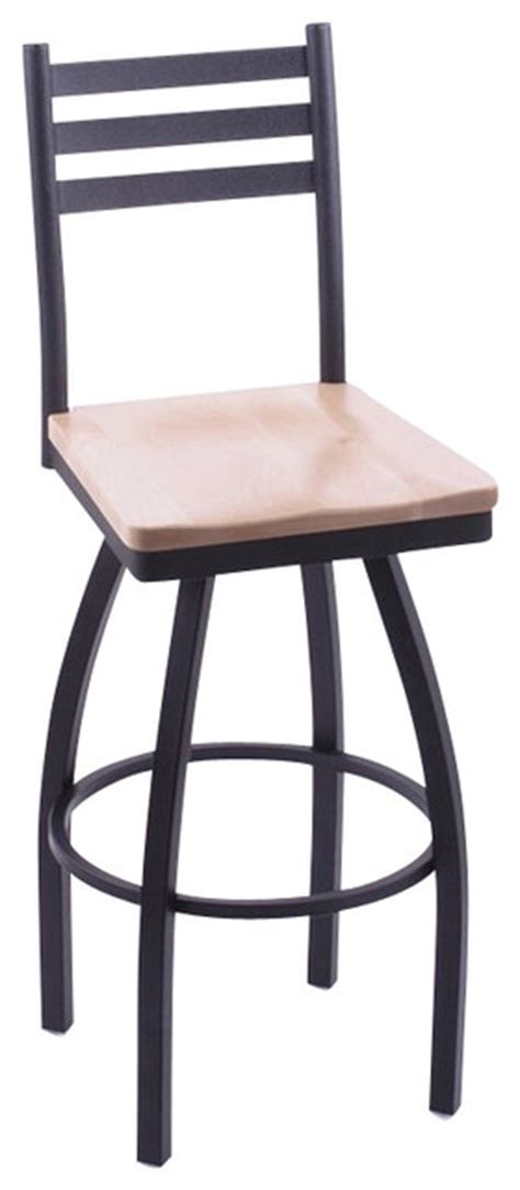 36 Inch Spectator Stool by 36 High Wooden Seat Ladderback Swivel Spectator Stool Bar Stools And Counter