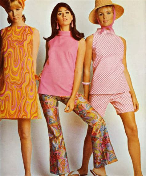 sixties fesyen the sixties beauty and brand development