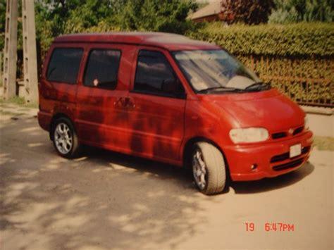 nissan vanette interior hangos hasznos nissan vanette cargo 1995 totalcar