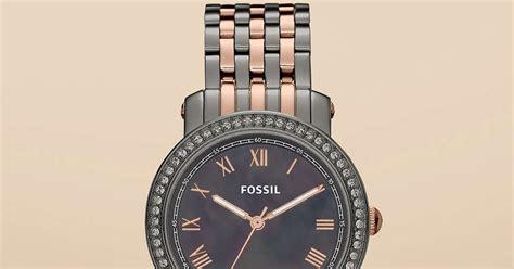 Jam Tangan Bonia Wanita jam tangan wanita fossil type es3115