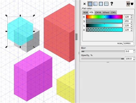 Inkscape Python Tutorial   inkscape tutorial an isometric tileset 2009 10 25 lamp