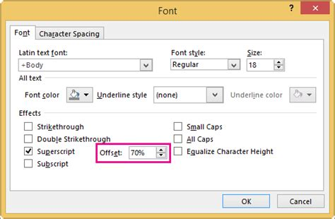 format footnote superscript add or remove a footnote powerpoint