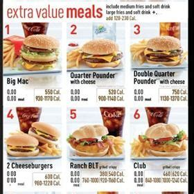 Harga Matrix Big Burger Hd 7 best fast food images on fast foods fast