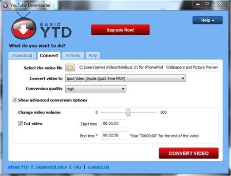 download youtube video how to cut youtube videos with youtube downloader