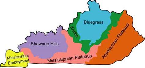 Region Of Kentucky by Regions Of Kentucky