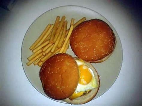recettes de cuisines faciles et rapides recette de hamburgers maison facile et rapide