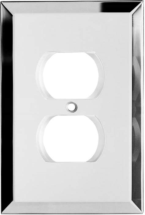 mirror light switch covers glass mirror light switch plates outlet covers