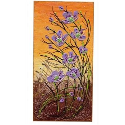 quadri astratti fiori 1000 idee su fiori astratti su dipingere