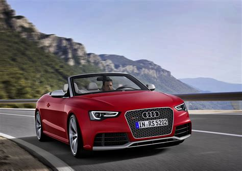 Audi Rs5 Top Speed by 2013 Audi Rs5 Cabriolet Top Speed