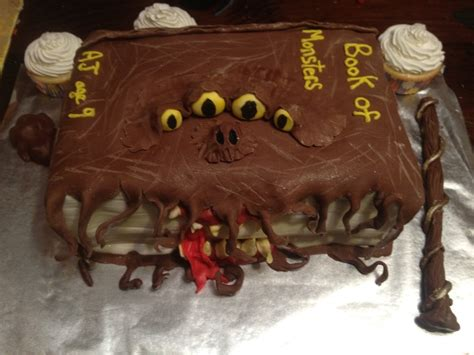 the of harry potter books harry potter book of monsters cakecentral