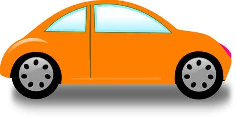 orange car clip art  clkercom vector clip art  royalty  public domain