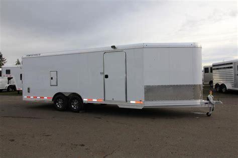 nudo flooring for trailers featherlite trailer doors 2017 featherlite 1610 enclosed