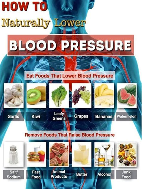 Home Remedies To Lower Blood Pressure Quickly by How To Treat High Blood Pressure Naturally Health