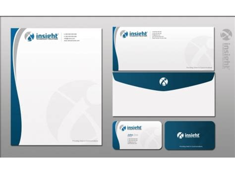 business card and letterhead template business card letterhead inspiration gallery card design