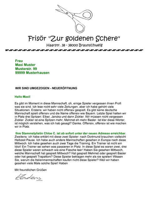 Anschreiben Vertragsunterlagen Mailings Professionell Personalisieren Der Schl 252 Ssel Zum Erfolg K S