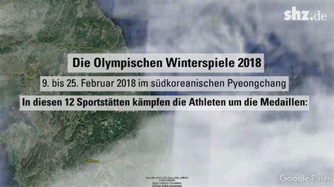 wann sind die olympischen winterspiele olympischen winterspiele 2018 das sind die 12